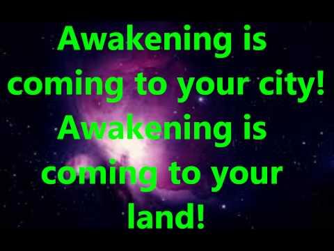 Awakening By: Eddie James (Lyric Video)