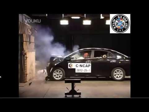 ZOTYE Z300 C-NCAP - Crash Test - Thử Nghiệm Va Chạm