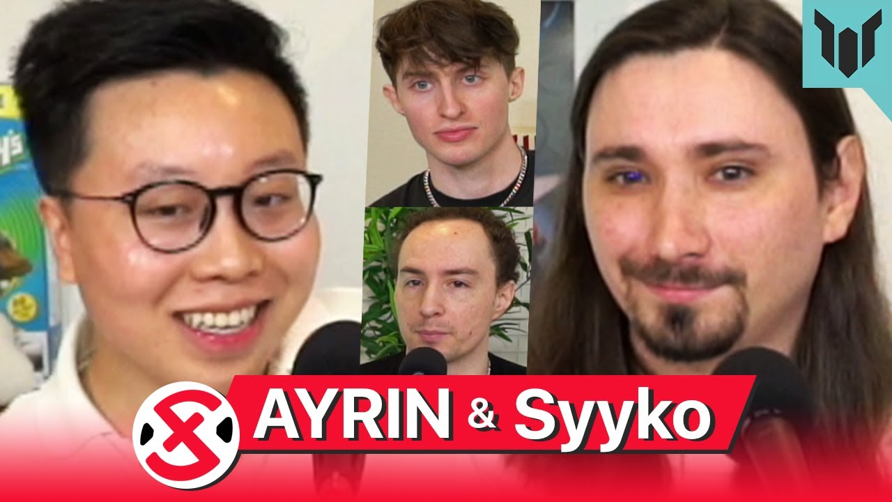 Download They BEAT Sentinels but can they QUALIFY for Berlin!? — BACKCHAT! with XSET AYRIN & Syyko