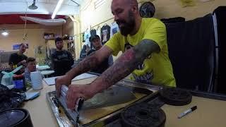 Compartiendo el oficio: en el taller #03