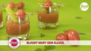 BLOODY MARY SEM ÁLCOOL | BIZU