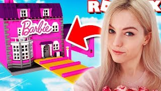 CZY DOTRĘ DO DOMKU BARBIE? 😉 (Escape Barbie Obby Roblox)| BELLA I VITO