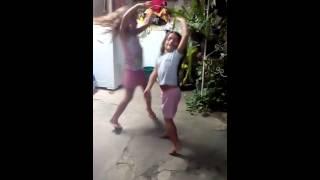Princesas do YouTube Rebecka e Lara
