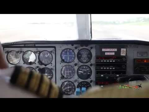 St Kitts to Anguilla - Trans Anguilla Airways - Britten Norman Islander