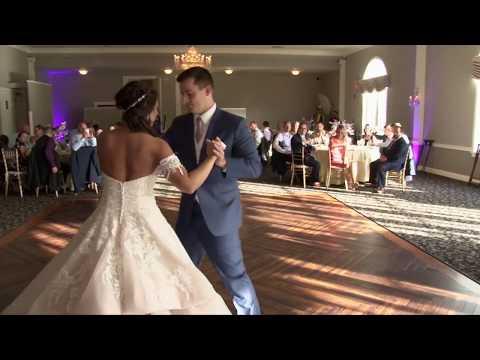 George Strait I Cross My Heart Wedding First Dance