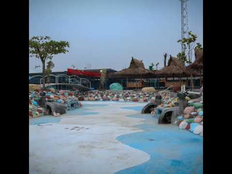 Wisata Kolam Renang Taman Cikao Purwakarta Youtube