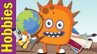 The Hobbies Song for Kids | What Do You Like to Do? | Fun Kids English