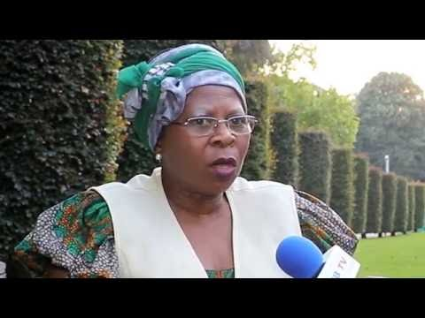RDC -  Dialogue, Trahison et Vagabondage Politique:Justine Kasa-vubu dénonce