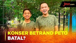 Jakarta PSBB Total, Konser Tunggal Betrand Peto Terancam Batal - JPNN.com