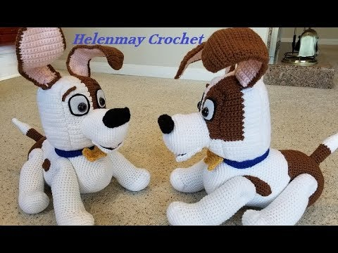 103 Crochet Pattern - Kerry Blue Terrier dog with wire frame ... | 360x480