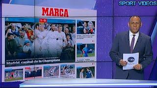 ردود أفعال الصحافة الإسبانية و الإنجليزية بعد تأهل ريال مدريد لنهائي دوري أبطال أوروبا