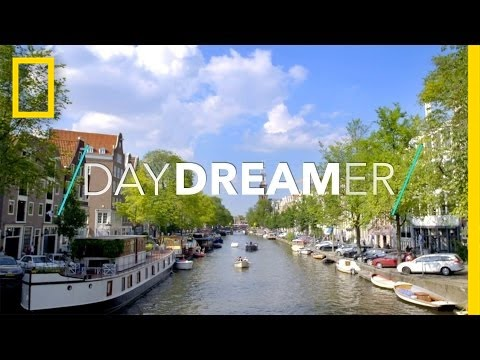 Explore the Canals and Streets of Beautiful Amsterdam | National Geographic
