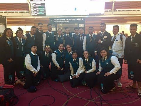SCC SAMOAN GROUP TRIP TO SAMOA