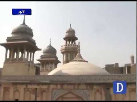 Lahore's Wazir Khan Mosque renovation