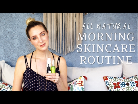 All-Natural Morning Skincare Routine Favorites