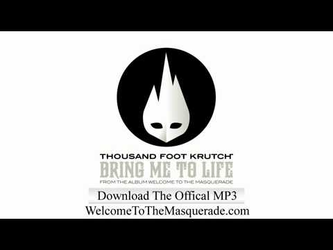 Bring Me To Life  Thousand Foot Krutch LYRICS
