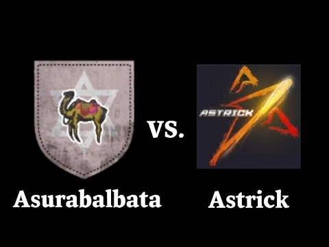 [AVA] Asurabalbata VS. Astrick - 2015 Daegu Tournament (SET1)
