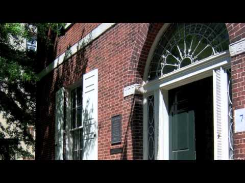 Physick House and Garden in Philadelphia