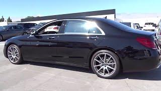 2019 Mercedes-Benz S-Class Pleasanton, Walnut Creek, Fremont, San Jose, Livermore, CA 19-2548