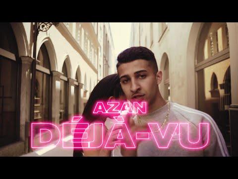 AZAN - Déjà-vu (Official Video) prod. by Qdex & Mionel