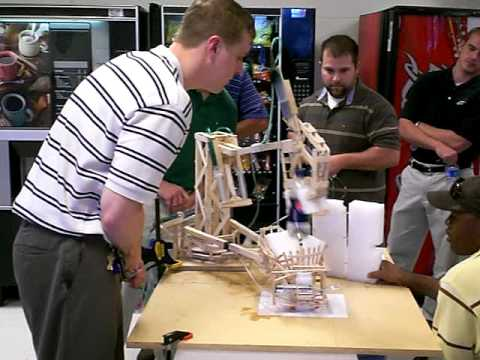 Craven Community College Robotic Arm Challenge 2009