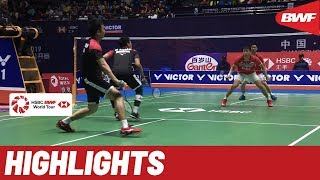 VICTOR China Open 2019 | Finals MD Highlights | BWF 2019