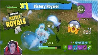14K - TILTED TOWERS - CRAZY NO SCOPE WIN!? (Fortnite Batttle Royale) *NEW MAP UPDATE*