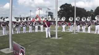 2014 Troy University vs Abilene Christian Football Game/Band Day September 2014 004