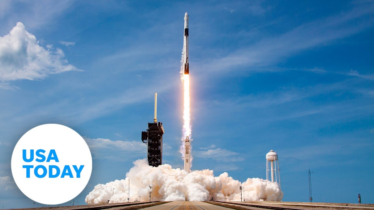 'Godspeed': 4 astronauts make history as SpaceX's 'Resilience ...