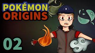 Pokémon Origins #02 - Quel sera mon Pokémon ?