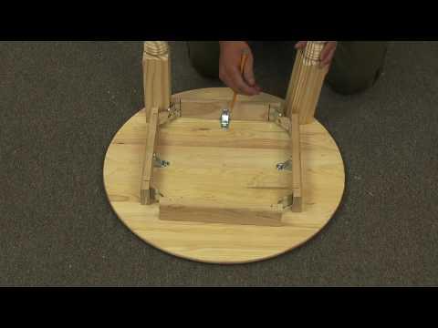 Waddell Woodworker Mount Legs