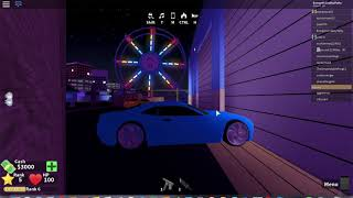 MOST WANTED    Roblox Mad City pt 1