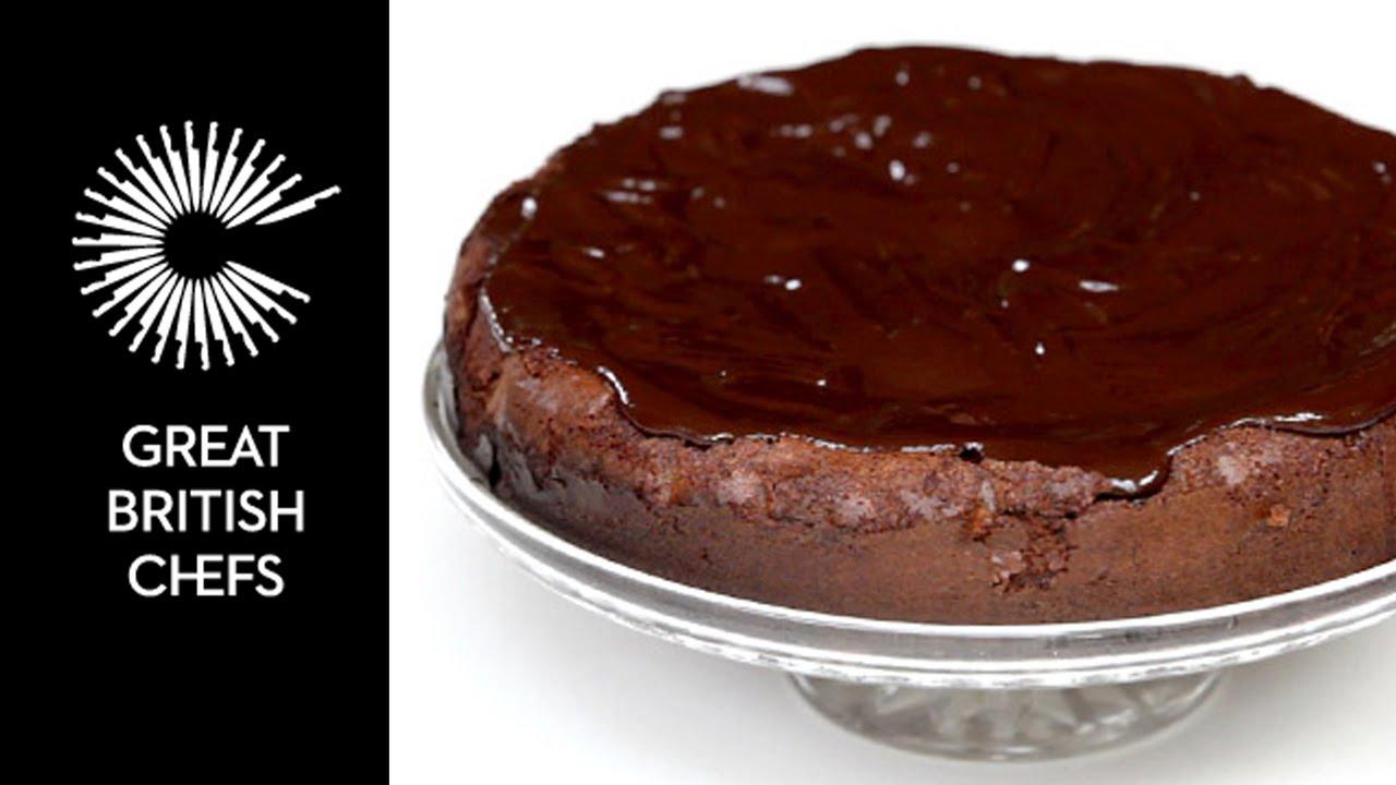 Marcus Wareing Chocolate Cake