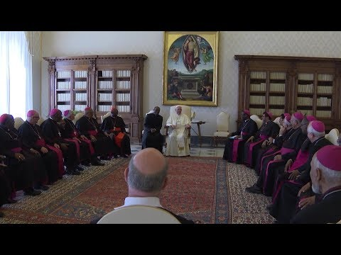 """Antilles Bishops in Rome warn """"our region's vulnerability is serious due to climate change"""""""