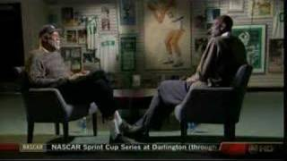 Kevin Garnett and Bill Russell Interview