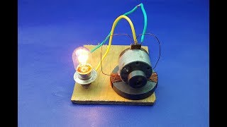 Electric 2019 Free Energy Generator 100% Self Running With DC Motor Using  Magnet