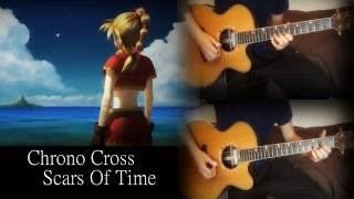 "Chrono Cross ""Scars Of Time"" - Cover"