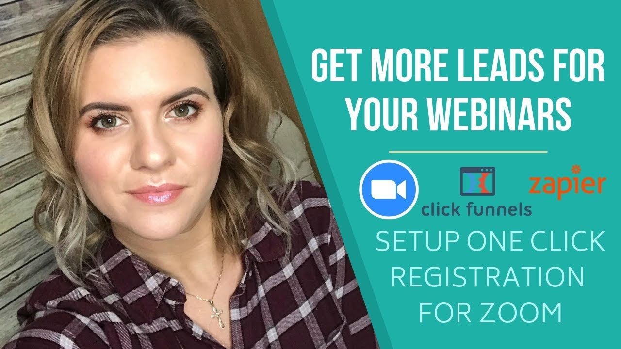 One Click Webinar Registration - How to Get More Leads for Webinars