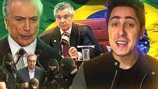 Entenda o sistema político no Brasil - OS 3 PODES - de um jeito SIMPLES