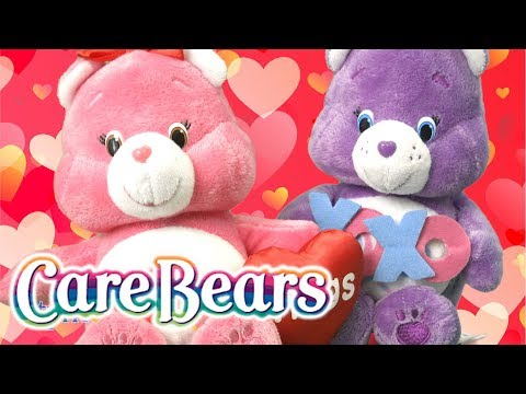 Care Bears Love-a-Lot Bear from Just Play
