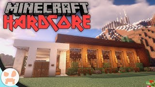 AUTOMATIC SHEEP FACTORY! | Minecraft Hardcore (Ep. 17)