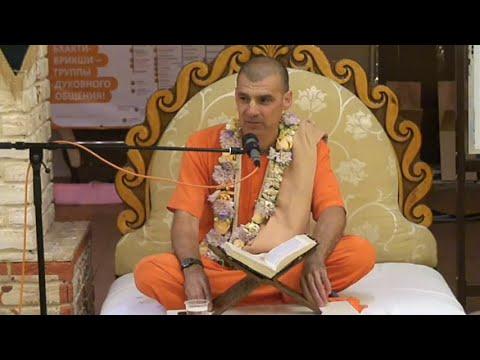 Шримад Бхагаватам 4.19.9 - Бхакти Расаяна Сагара Свами