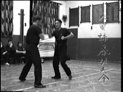 Wing Chun Leg Skills Combinations and Gates