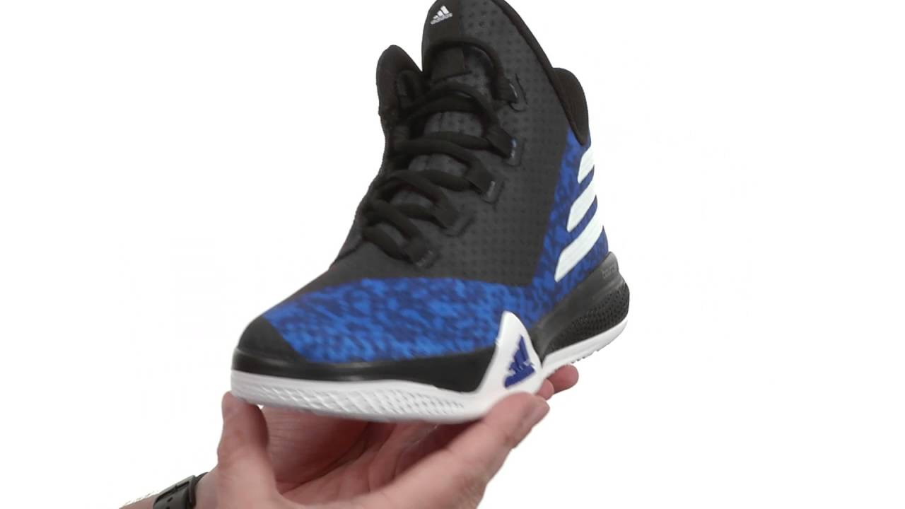 a5d447200172 adidas Kids Light  Em Up 2 (Big Kid) SKU 8637063 - YouTube