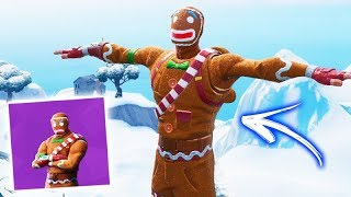 FORTNITE-THE BISCUIT IS BACK!!! The RAREST SKIN of the GAME