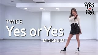 twice yes or yes comeback stage