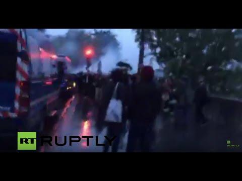 LIVE: Protests to hit Paris after govt. announces approval of labour reforms