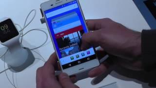 Anteprima aggiornamento Lollipop su Sony Xperia Z3 by Spazio iTech