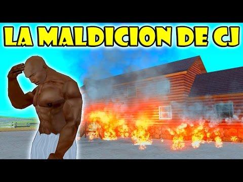 GTA San Andreas Loquendo - La Maldición de CJ