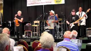 2015 Southern Oregon Music Festival - Willard Blackwell and Tom Rigney  10-3-2015